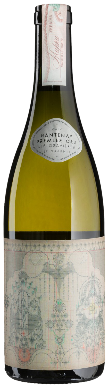 Santenay 1er Cru Les Gravieres Blanc 2016