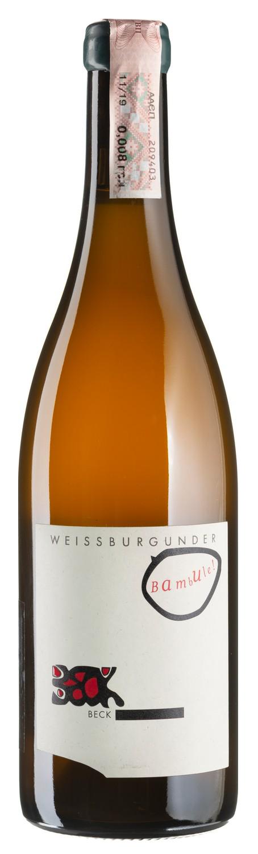 Weissburgunder Bambule! 2017
