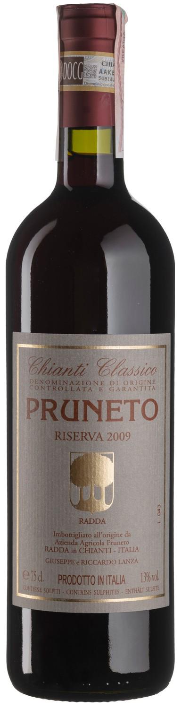 Chianti Classico Riserva 2009