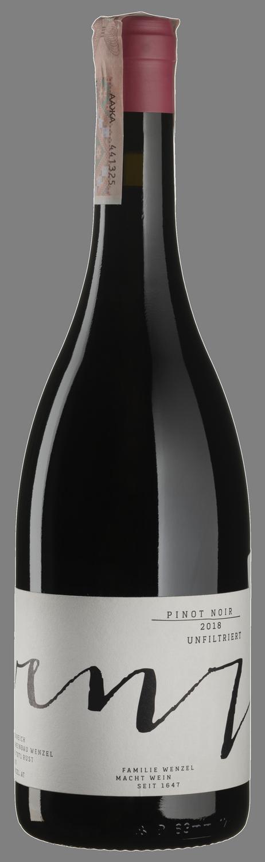 Pinot Noir unfiltriert 2018