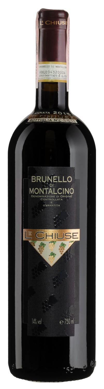 Brunello di Montalcino 2015