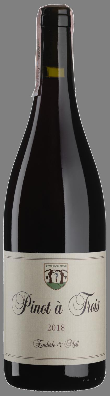 Pinot Noir Pinot a trois 2018