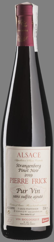 Pinot Noir Strangenberg Pur Vin 2019
